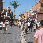 on the road to marrakesh