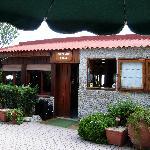 Main reception and restaurant
