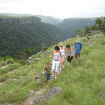 Hiking in the Umtamvuna Nature Reserve Beacon Hill Entrance