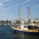 AntiParos Harbour