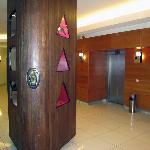 Lobby/elevators