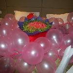 Birthday Surprise as organised by the wonderfuul Storm