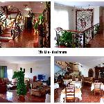 Vila Mia - das Innere