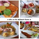 Vila Mia - das köstliche Essen im Restaurant