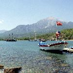 A picturesque bay near Phaselis - 1