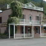 Ghost Rails Inn, Alberton, MT