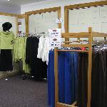 Sale area - upstairs