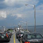 Ferry Line Up - Plattsburg to Grand Isle