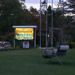 Sunnyside Front Sign