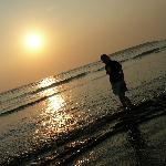 Sunset at Labuan