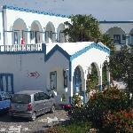 reception Villa Agas
