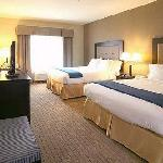 Spacious Standard Rooms Perfect for Business or Leisure