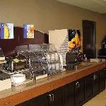 Complimentary Hot Breakfast Included Daily