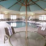 Have Fun in the Large Heated Indoor Pool