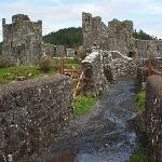 Ireland: co. Meath - Fore: the Abbey