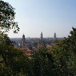 Verona from the Giardino Giusti