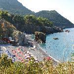 another beach not too far away