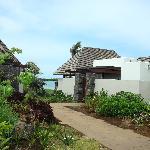 FSMRU - Entrance to Pool Villa