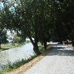 50metres to Midi Canal