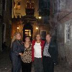 casino divenezia (me on left)