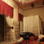 Cama de Matrimonio de la habitación