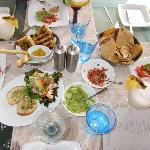 Dinner at Bahia