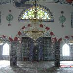 interieure de la mosqaui
