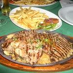 The T_Bone steak!