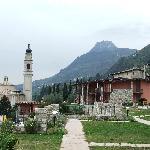 """View across """"Borgo dei Limoni"""""""