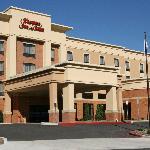 Hampton Inn & Suites Columbia at the University of Missouri Exterior