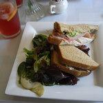The Cobb sandwich