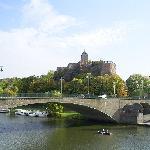 ザーレ河畔で最も古い城 ギービッヘンシュタイン