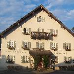 Gasthof Zur Rose Entrance