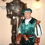 Beim Ritteressen