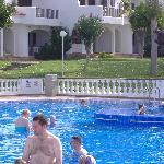 pool in zone 5