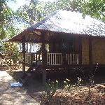 Guest cottage, Mawar Cottages