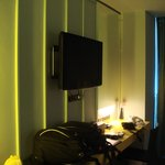 Room with LCD