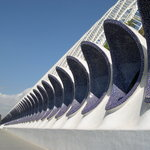 La ciudad del los Artes Y las Ciencias (the City of Arts and Sciences)