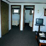 other view of 2 bdr suite (second floor)