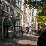 outside of Amstelkring