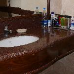 Clubroom bath