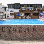 pool dyarna hotel