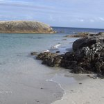 beach in Ceathru Rua (carraroe) Connemara