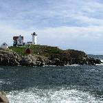 Nubble Lighthouse distance