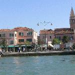 View from the Venice Lagoon
