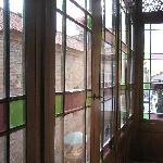 Room 206 balcony