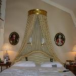 camera da letto hotel Imperial