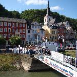 Stop along the Rhine Cruise
