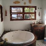 Suite Luxor tub