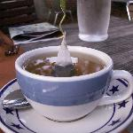 Delicious hot teas